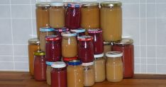 Hot Sauce Bottles, Baby Food Recipes, Pickles, Sugar Free, Kimchi, Smoothie, Salsa, Food And Drink, Jar