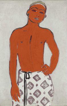 Kees van Dongen Jeune Arabe (1910-11)