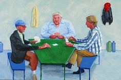 BBC - BBC Arts - Life of the artist: David Hockney in conversation with Hans Ulrich Obrist