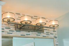Coral Gables, Master Bath, Wall Lights, Home Decor, Homemade Home Decor, Appliques, Interior Design, Home Interiors, Decoration Home