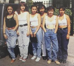Flavorwire: Photos of the Chicana Gang and Party Scene in the 1990s