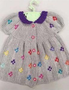 Bebek Elbisesi Örülüşü | elisiorgudukkani.com
