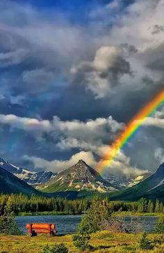 Rainbow Is always Perfect! Rainbow God always combined with Rainbow Nature God and Me Rainbow always forever & ever. Rainbow. ❤