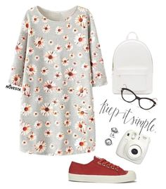 """Keep it simple"" by novesta on Polyvore featuring PB 0110, Miu Miu, Pandora and Novesta"