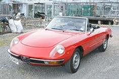 1975 Alfa Romeo Spider 2000 Veloce