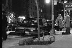 Paul Castellano's crime scene