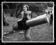 """So, did you hear about those Girl Scouts kicking ass with their home built telescope? The telescope is a """"Dobsonian""""; Build Your Own, Girl Scouts, Telescope, Astronomy, Building, Diy, Girl Guides, Buildings, Construction"""