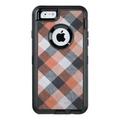 Retro pattern OtterBox defender iPhone case - pattern sample design template diy cyo customize