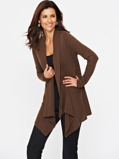 Savoir Supersoft Waterfall Cardigan, http://www.kandco.com/savoir-supersoft-waterfall-cardigan/1140961118.prd