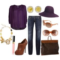 """""""eggplant"""" by chollerb on Polyvore"""