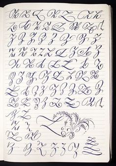 My capital letters