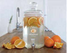 Tito's Vodka Infusions - Peach & Ginger, Orange & Chai Tea, Lemon & Jalapeno, Dried Cherry