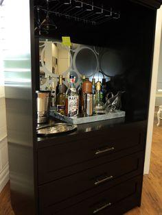 Bar armoire
