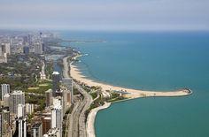 North Avenue Beach, Chicago, IL (Photo: Thinkstock/iStockphoto)