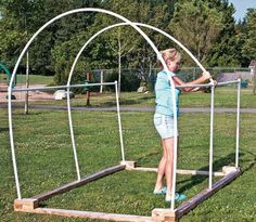 Wshg net step by step instructions extending the season with a greenhouse wedding ideas at the secret herb garden Diy Greenhouse Plans, Build A Greenhouse, Greenhouse Gardening, Hydroponic Gardening, Hydroponics, Greenhouse Shelves, Allotment Gardening, Greenhouse Wedding, Indoor Gardening