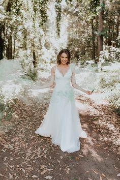 vibrant wedding insp