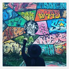 Going back through some old photos on my iPhone while on my long flight back to London from Delhi. Particular fond memories of my roadtrip to Germany to discover it's rich streetart scene. Often with most roadtrips it's not the destination but the company that matters right? I had a ball with this lady @glographics and @peterparkorr @girlvsglobe @____trademark____