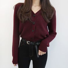 Teenager Fashion Trends, Korean Fashion Trends, Teen Fashion Outfits, Cute Fashion, Fall Outfits, Cute Casual Outfits, Pretty Outfits, Teenager Outfits, Korean Outfits