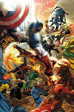 Captain America Vs Iron Man Marvels Civil War