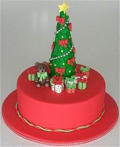 Something for Cake: Decorating Christmas Cakes