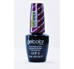 OPI Gelcolor Louvre Me Louvre Me Not
