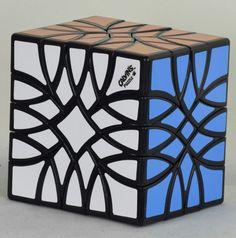 Bubbloid 5x5x4 de Calvin, tiene unos giros muy atrevidos que pueden desconcentrarnos bastante