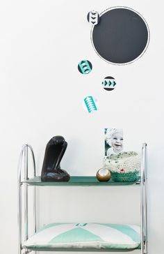 DIY confetti Via Bloesem Design