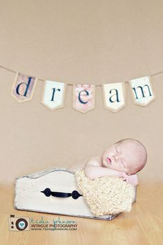 love the banner,use in maternity photos & then in newborn photos