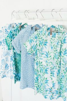 Sweet little Shortie Sets from Plum Pretty Sugar are a fun way to let Summer into your wardrobe. A sweet little gift for yourself or someone you love. At www.PlumPrettySugar.com