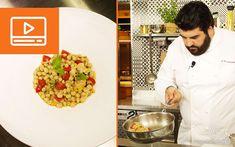 Sky MasterChef - Le ricette di Antonino Cannavacciuolo: gnocchi di sgombro, guazzetto di vongole