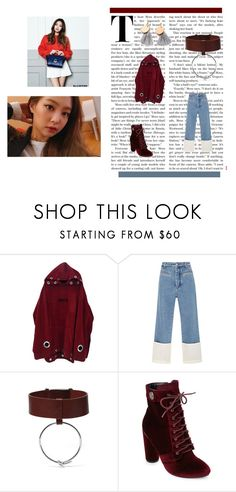 All in by albafica-1 on Polyvore featuring mode, Loewe and Catherine Catherine Malandrino