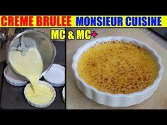 creme brulee recette monsieur cuisine plus lidl silvercrest test recipe vanille - YouTube