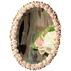Sweetheart Roses Mirror