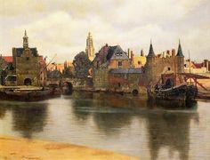 images of vermeer paintings - Google Search