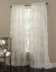 10 Formas y estilos diferentes de colgar las cortinas de tu casa para que luzcan espectacularmente hermosas. Te encantaran – 10 Ideas
