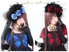 Royal Princess Alice『Gothic Butterfly シリーズ』