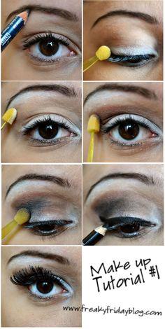 make up, tutorial