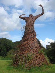 """""""Willow Lady"""" by Trevor Leat 
