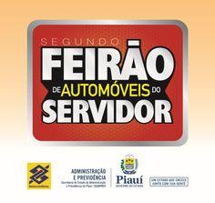 Banner para o Segundo Feirão de Automóveis do Servidor / Cliente: Governo do Piauí Banner, Signs, Banner Stands, Shop Signs, Banners, Sign, Dishes