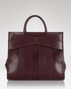 Shirley Bow Tote