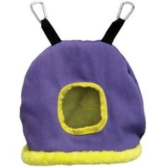 Medium Purple Snuggle Sack for Birds by Prevue Pet 1168
