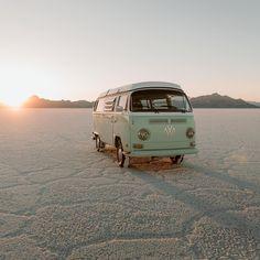 Bonneville Salt Flats, Utah • Instagram photos and videos