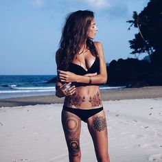 My all time favorite artist #sashatattooing