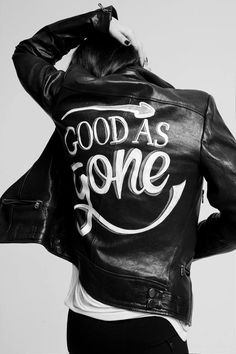 How to create a customized leather jackets | The Ugly Truth of V