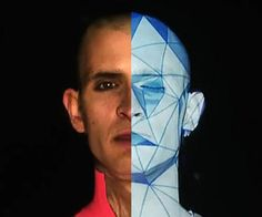 Human Face Video Mapping