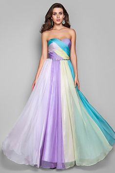 Reminded me of Princess Celestia but that really is my only interest in this dress. #mlpfim