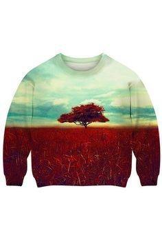 Tree Life Sweater