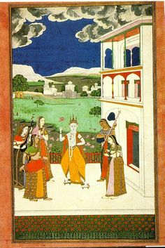 Heritage of India: Paintings Post Cards