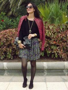 VESTIDO DE FLORES PARTE TRES…BY MERY. | Mery of the style