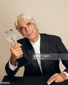 Actor Sam Elliott poses for a portrait during the Annual Critics' Choice Television Awards at The Beverly Hilton Hotel on May 31 2015 in Beverly. Sam Elliott The Ranch, Sacramento, The Beverly, Beverly Hilton, Actor Sam Elliott, Big Lebowski, Sam Elliott Pictures, Katherine Ross, Tom Selleck